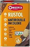 Owatrol 733 - Rust Rustol- multifunción/aditivo para pinturas 1 L