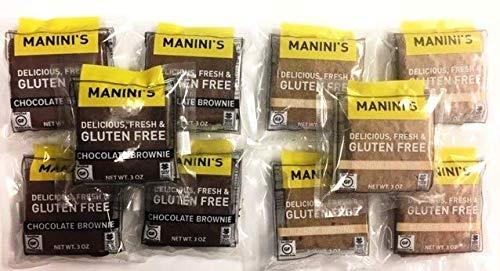 Gluten Free Brownie Variety 10 Pack