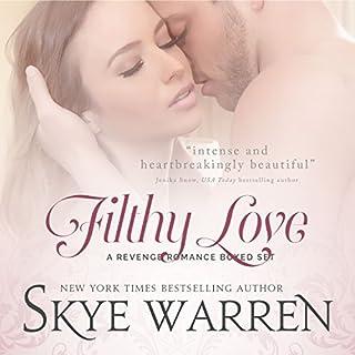 Filthy Love: A Bad Boy Romance Boxed Set cover art