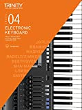 Trinity College London Electronic Keyboard Exam Pieces & Technical Work 2019-2022: Grade 4