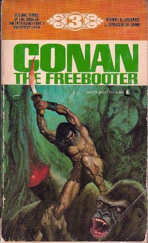 Conan #3: The Freebooter 0441116329 Book Cover