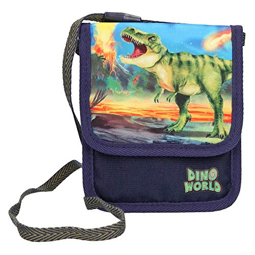 Depesche 10274 - Brustbeutel Dino World