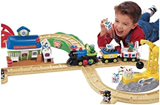 Best leapfrog phonics railroad train set Reviews