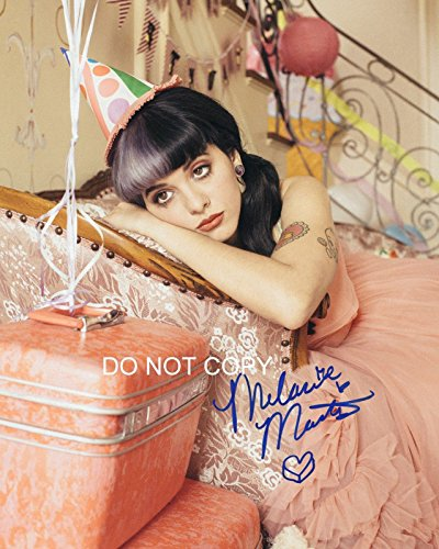 """Melanie Martinez Reprint SIGNED 11x14"""" Poster Photo #3 RP Dollhouse The Voice Cry Baby"""