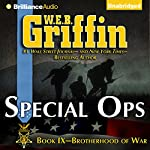 Special Ops audiobook cover art