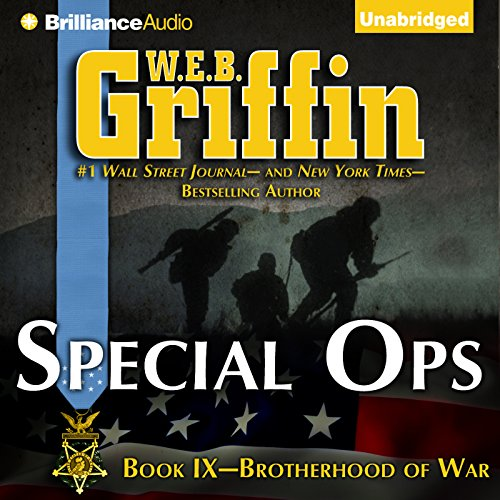Special Ops cover art