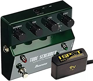Best ibanez ts808dx tube screamer overdrive pro deluxe Reviews