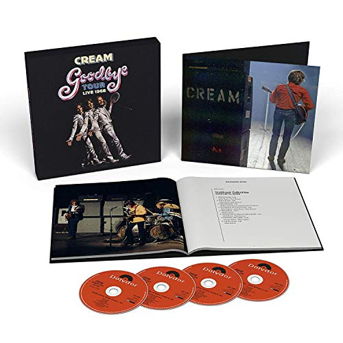 Goodbye Tour - Live 1968 [4 CD]