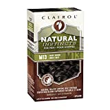 Clairol Natural Instincts Semi-Permanent Hair Color For Men, M13 Dark Brown Color, 3 Count