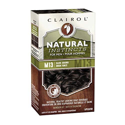 Clairol Natural Instincts Semi-Permanent Hair Color