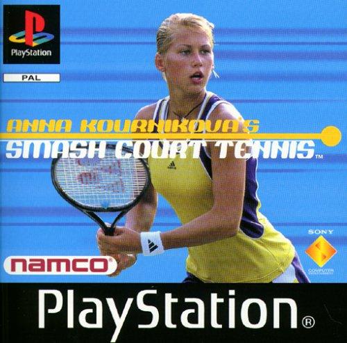 Anna Kournikova - Smash Court Tennis