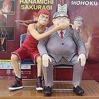 Slam Dunk スラムダンク タプタプフィギュア 桜木花道&安西先生
