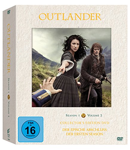 Outlander - Season 1, Volume 2 (Collector's Edition) [3 DVDs]