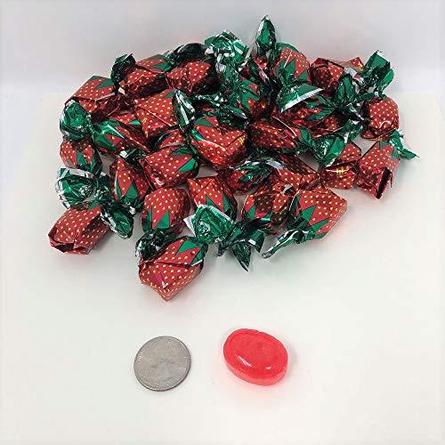 Arcor Filled Strawberry Bon Bons 6 pounds bulk bonbon hard candy wrapped