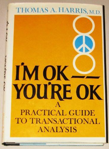 I'm Okay, You're Okay