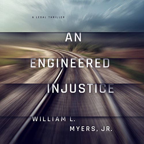 An Engineered Injustice audiobook cover art