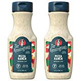 Sir Kensington's Ranch Dressing and Dip, Pizza Ranch, Keto Diet & Paleo Diet Certified, Dairy Free,...