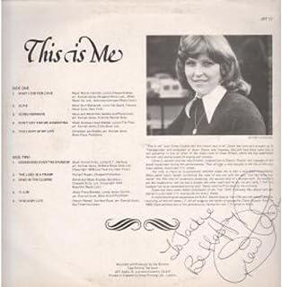 This Is Me LP (Vinyl Album) UK Jdt 1979