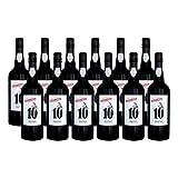 Vin de Madère Barbeito Malvasia 10 Years - Vin Fortifié - Lot de 12