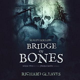 Sleepy Hollow: Bridge of Bones audiobook cover art