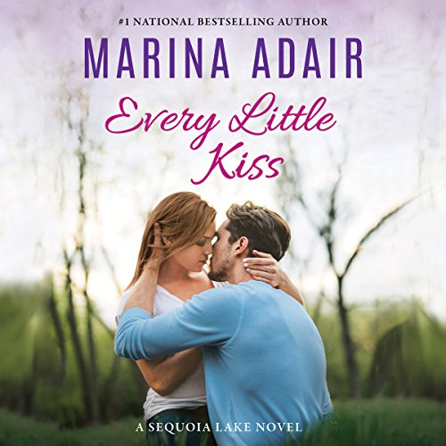 Every Little Kiss audiobook cover art