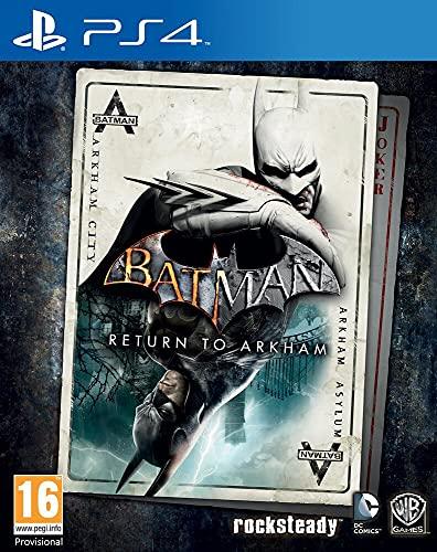 Batman: Return To Arkham [Importación Francesa]