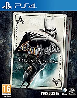 Batman : Return to Arkham - PlayStation 4 - [Edizione: Francia] (B01EHEWVTW)   Amazon price tracker / tracking, Amazon price history charts, Amazon price watches, Amazon price drop alerts