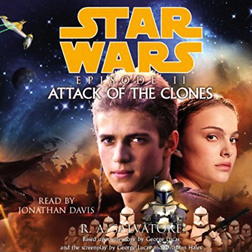 Star Wars Episode II Titelbild
