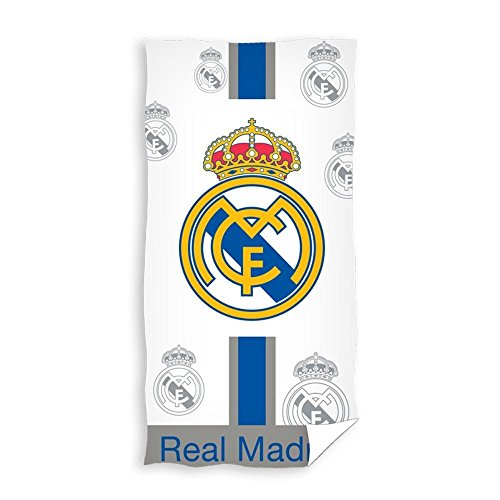 Real Madrid Duschtuch 150x75cm Badetuch Strandtuch RM17_1101