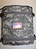 The Specialty Group New Made in USA Army Military Issue Tactical MOLLE ll ACU Digital Camo Camouflage Radio Utility Pouch Ruck Sack by US Goverment GI