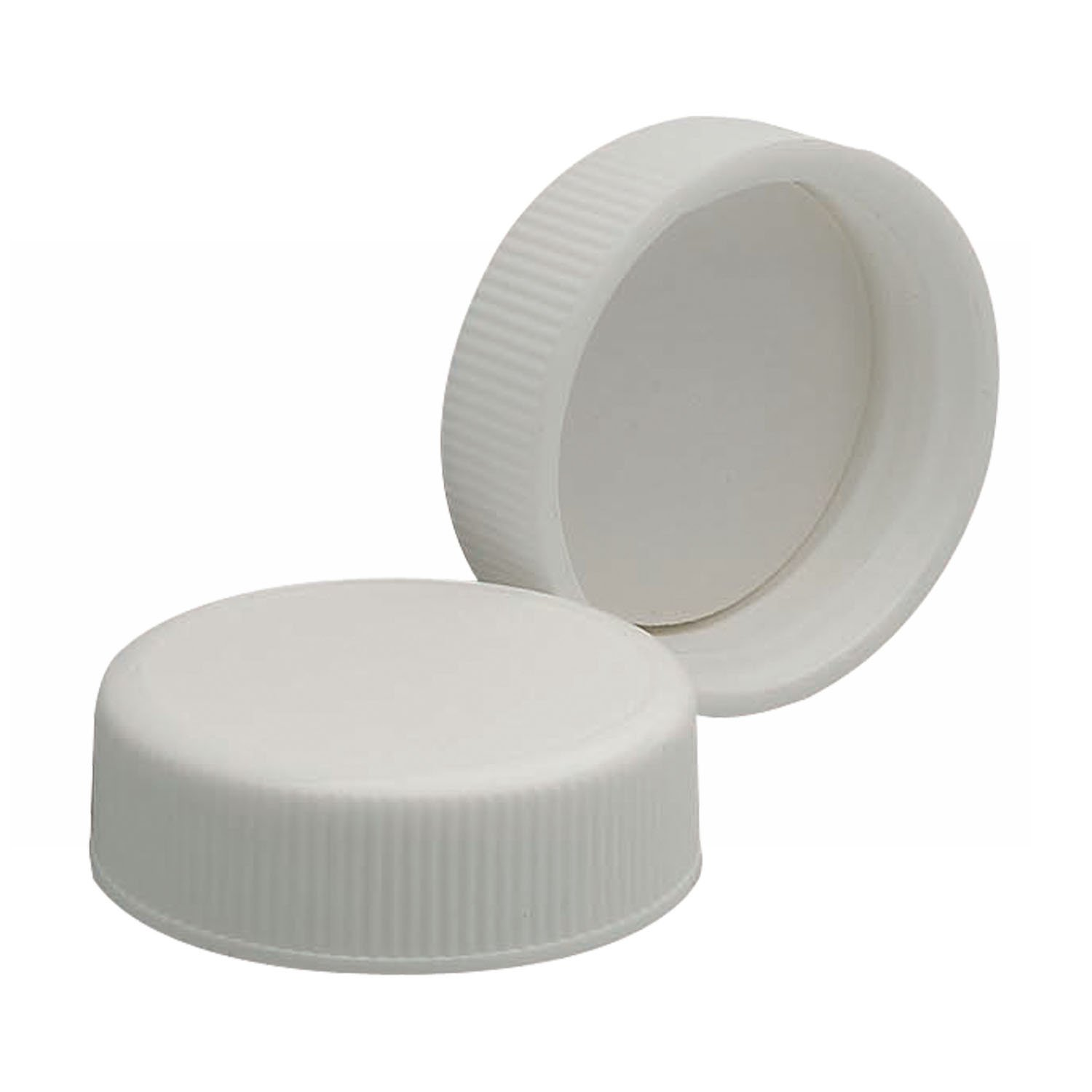 Wheaton Deluxe 239284 White Polypropylene Screw with Foamed Outlet SALE Polyeth Cap