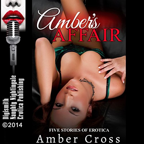 Amber's Affair audiobook cover art