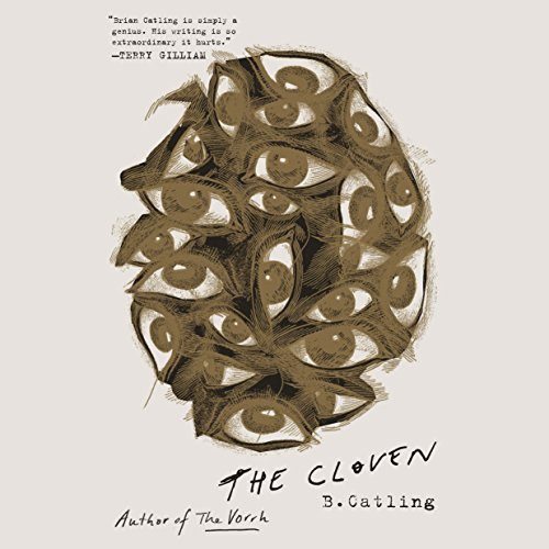 The Cloven audiobook cover art