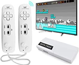 DATA FROG USB Wireless Handheld TV Video Game Console Y2 Classic 8-bit Mini Game Controller