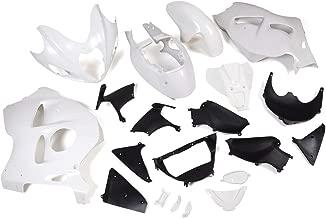 Unpainted Bodywork Fairing Kit For Suzuki Hayabusa GSX1300R GSX1300R 1997-2007 1998 1999 2000 2001 2002 2003 2004 2005 2006