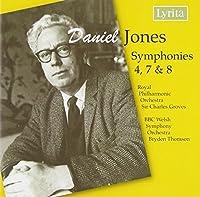 Jones, D - Symphonies Nos 4, 7 & 8 by Daniel Jones (2007-09-04)