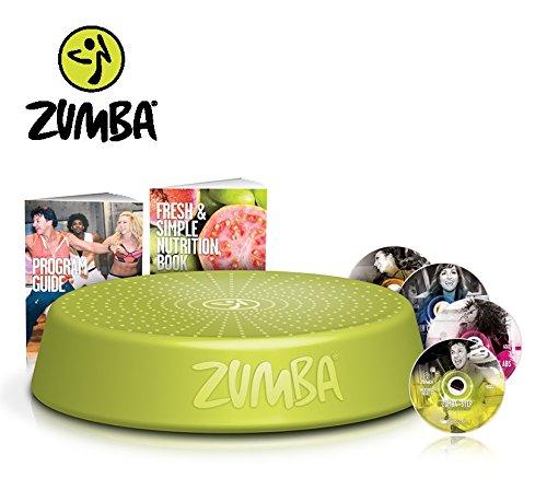 Zumba Incredible Results set DVD + Zumba Step Rizer | Danza te stesso per una cifra sogno | Uno dei programmi di fitness di maggior successo nel mondo | I passi sono spiegati da allenatori | Riceverete anche la Zumba Passo Rizer, uno stepper speciale che vi sosterrà nei vostri allenamenti