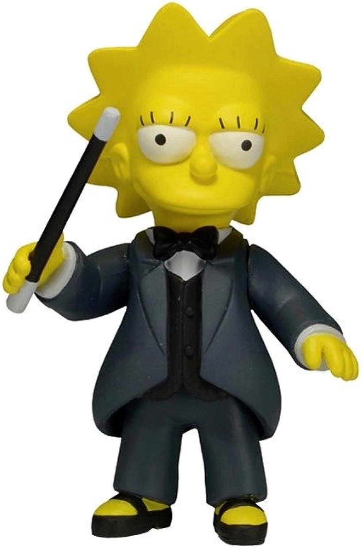 Die Simpsons - Greatest Gaststars 5    13cm Figur - Lisa Simpson - SI16057 - Neca