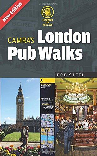 CAMRA's London Pub Walks (Camra's Pub Walks)