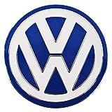 VAG Accesorios Originales, Emblema Autoadhesivo Tapa de Motor con el Logotipo de la Marca.