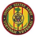 US Army Vietnam Veteran 4' Patch