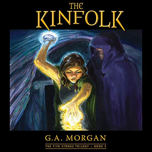 The Kinfolk  By  cover art