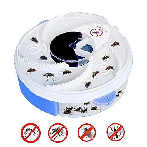 LQ&XL Flycatcher, Portable Mosquito Zapper, Mosquito Killer Lamp, Electric Fly Bug Zapper Insect Pest Control Repeller Catcher, Portable for Indoor Outdoor F