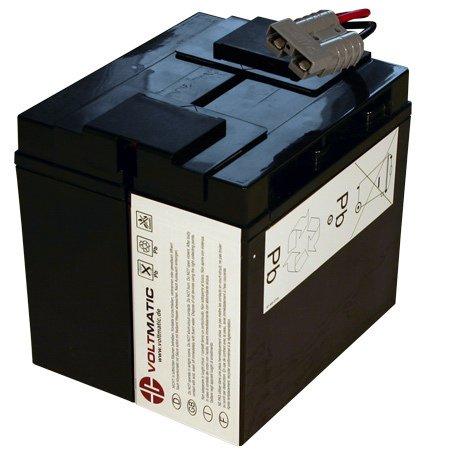 RBC7 modulo batteria per impianti APC UPS (plug and play)