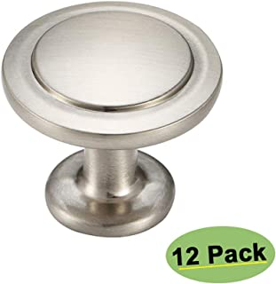 brushed nickel kitchen door knobs