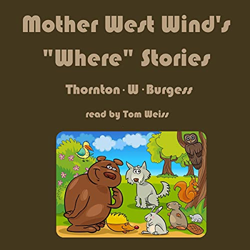Mother West Wind's Where Stories cover art