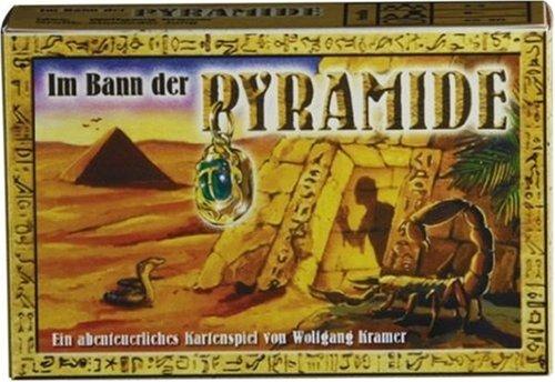 Schmidt Spiele Adlung Games 76038 - Im Bann der Pyramide