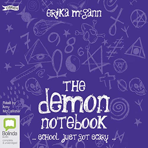 The Demon Notebook cover art