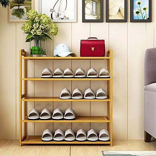 Pared pintura Zapatero Multi-Capa de Hogares de Zapatos a Pr