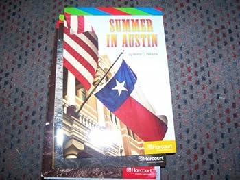 Paperback Summer in Austin, Ell Reader Grade 4: Harcourt School Publishers Storytown (Rdg Prgm 08/09/10 Wt) Book